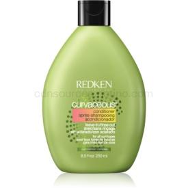 Redken Curvaceous kondicionér pre vlnité vlasy a vlasy po trvalej 250 ml