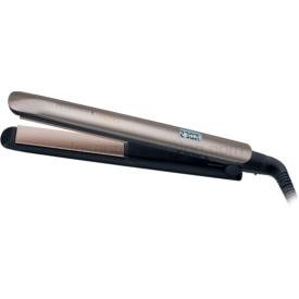 Remington Keratin Protect S8540 žehlička na vlasy keramický povrch napustený keratínom a mandľovým olejom