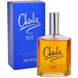Revlon Charlie Blue toaletná voda pre ženy 100 ml