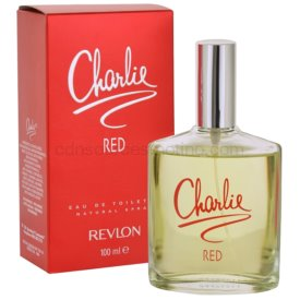 Revlon Charlie Red toaletná voda pre ženy 100 ml