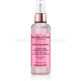 Revolution Skincare Niacinamide čistiaci pleťový sprej 100 ml