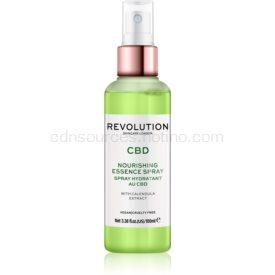 Revolution Skincare CBD vyživujúci pleťový sprej 100 ml