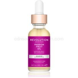 Revolution Skincare Passion Fruit hydratačný olej pre mastnú pleť 30 ml