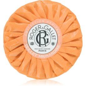 Roger & Gallet Carnation tuhé mydlo 100 g