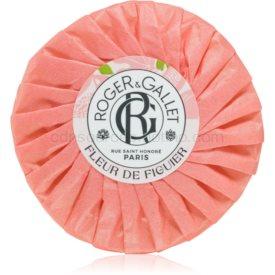 Roger & Gallet Fleur de Figuier tuhé mydlo 100 g
