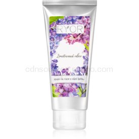 RYOR Lilac Care krém na ruky orgován 100 ml