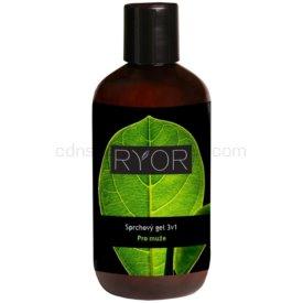 RYOR Men sprchový gél 3v1 250 ml