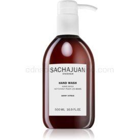 Sachajuan Shiny Citrus tekuté mydlo na ruky 500 ml
