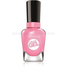 Sally Hansen Miracle Gel™ gélový lak na nechty bez použitia UV/LED lampy odtieň 170 Pink Cadilacquer 14,7 ml