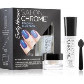 Sally Hansen Salon Chrome kozmetická sada pre ženy