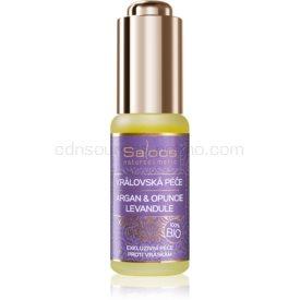 Saloos Oils Bio Cold Pressed Oils bio arganový olej s vôňou levandule 20 ml