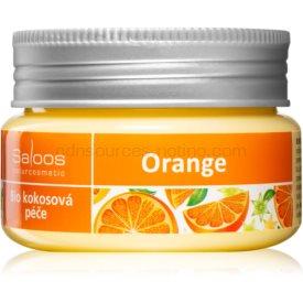 Saloos Bio Coconut Care bio kokosová starostlivosť Orange 100 ml
