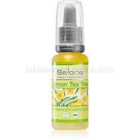 Saloos Bio Regenerative bio regeneračný pleťový olej Lemon Tea Tree 20 ml