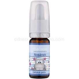 Saloos Pregnancy and Maternal Oil detský olej k starostlivosti o nos a jeho okolie pri nachladení 10 ml