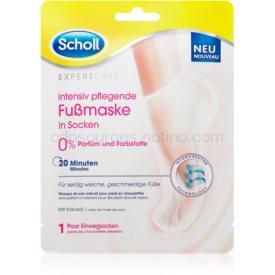 Scholl Expert Care vyživujúca maska na nohy