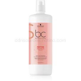 Schwarzkopf Professional BC Bonacure Peptide Repair Rescue Micelárny šampón pre poškodené vlasy 1000 ml