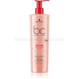 Schwarzkopf Professional BC Bonacure Peptide Repair Rescue Micelárny šampón pre poškodené vlasy 500 ml