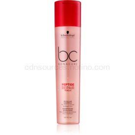Schwarzkopf Professional BC Bonacure Peptide Repair Rescue Micelárny šampón pre poškodené vlasy 250 ml