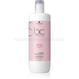 Schwarzkopf Professional BC Bonacure pH 4,5 Color Freeze Micelárny šampón pre odfarbené vlasy 1000 ml