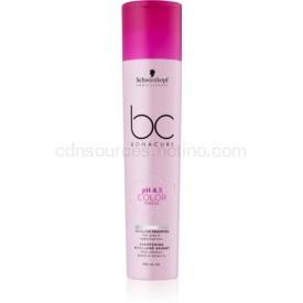Schwarzkopf Professional BC Bonacure pH 4,5 Color Freeze Micelárny šampón pre odfarbené vlasy 250 ml