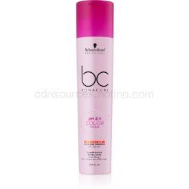 Schwarzkopf Professional BC Bonacure pH 4,5 Color Freeze Micelárny šampón pre červené odtiene vlasov 250 ml