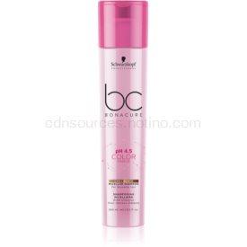 Schwarzkopf Professional BC Bonacure pH 4,5 Color Freeze šampón na ochranu farby pre tmavo hnedé a svetlo hnedé vlasy 250 ml