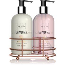 Scottish Fine Soaps La Paloma kozmetická sada VI. pre ženy
