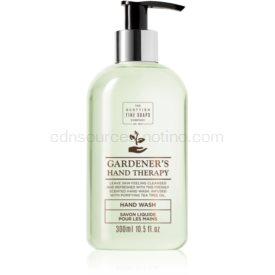 Scottish Fine Soaps Gardener's Hand Therapy tekuté mydlo na ruky 300 ml