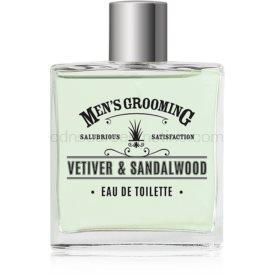Scottish Fine Soaps Men's Grooming Vetiver & Sandalwood toaletná voda pre mužov 100 ml