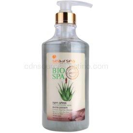 Sea of Spa Bio Spa Aloe Vera & Mineral Mud hydratačný sprchový gél s minerálmi z Mŕtveho mora aloe vera 780 ml