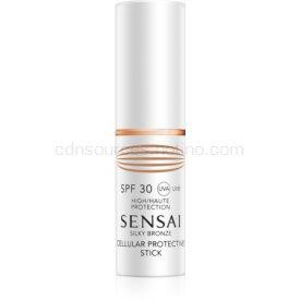 Sensai Silky Bronze ochranná tyčinka na citlivé miesta SPF 30 9 g