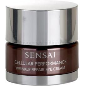 Sensai Cellular Performance Wrinkle Repair očný protivráskový krém 15 ml