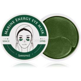 Shangpree Marine Energy hydrogélová maska na očné okolie pre regeneráciu a obnovu pleti 60 ks