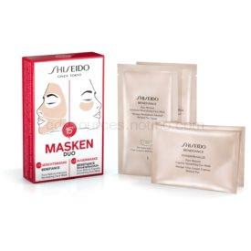 Shiseido Benefiance Masques kozmetická sada I. pre ženy