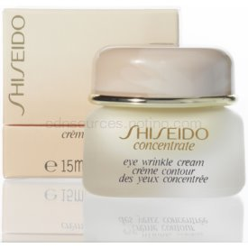 Shiseido Concentrate Eye Wrinkle Cream protivráskový krém na očné okolie 15 ml
