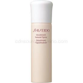 Shiseido Deodorants Deodorant Natural Spray dezodorant v spreji 100 ml