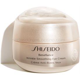 Shiseido Benefiance Wrinkle Smoothing Eye Cream očný krém proti vráskam 15 ml