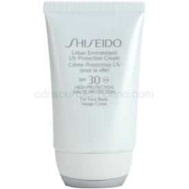 Shiseido Sun Protection hydratačný ochranný krém SPF 30 50 ml