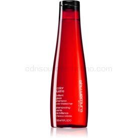 Shu Uemura Color Lustre šampón na ochranu farby 300 ml