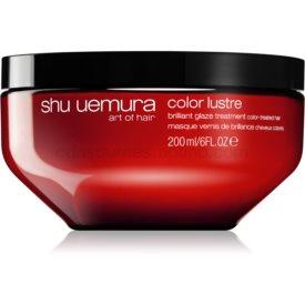 Shu Uemura Color Lustre maska na ochranu farby 200 ml