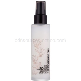 Shu Uemura Instant Replenisher reparačné sérum na vlasy s okamžitým účinkom 100 ml