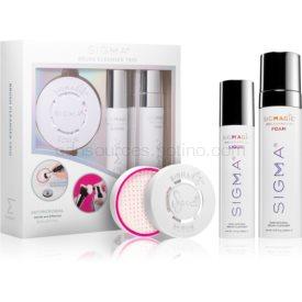 Sigma Beauty Brush Cleanser Trio sada na čistenie štetcov