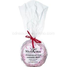 Soaphoria Lavender Fields kúpeľový balistik s regeneračným účinkom 85 g