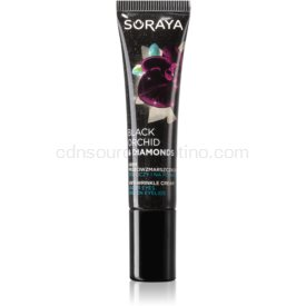 Soraya Black Orchid & Diamonds očný krém proti vráskam 15 ml