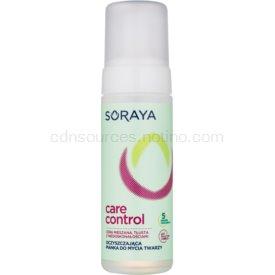 Soraya Care & Control čistiaca pena na aknóznu pleť 150 ml