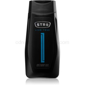 STR8 Live True (2019) sprchový gél pre mužov 250 ml