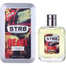STR8 Rebel voda po holení pre mužov 100 ml