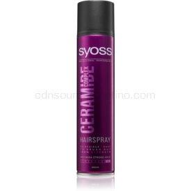 Syoss Ceramide Complex lak na vlasy s extra silnou fixáciou 300 ml