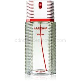 Ted Lapidus Lapidus Pour Homme Sport toaletná voda pre mužov 100 ml