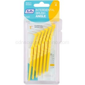 TePe Angle medzizubné kefky 6 ks 0,7 mm 6 ks